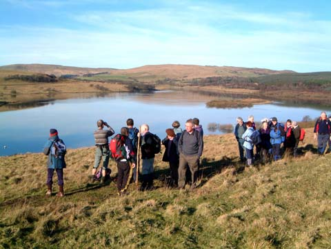Clitheroe Group at Stocks Reservoir